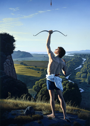 landscape-with-an-archer-1991