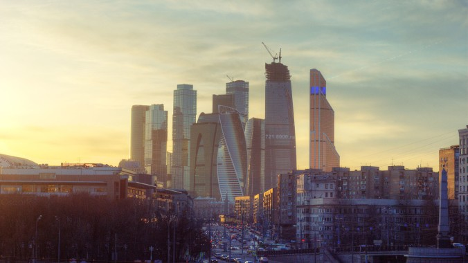 Banner Image: The International Business Center in Moscow. (Modification of a photo taken by Oscar W. Rasson on 14 March 2015, licensed under Creative Commons CC BY 2.0.