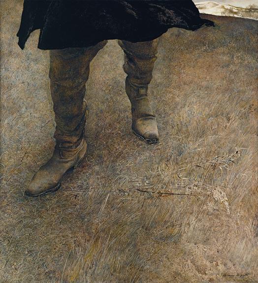 Andrew-Wyeth-Trodden-Weed.jpg